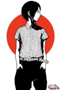 日本国娘1007(2016.09.26)