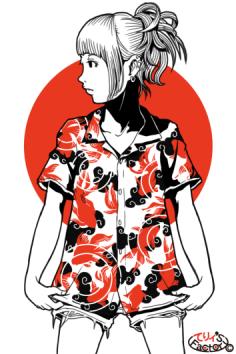 日本国娘1011(2016.09.30)