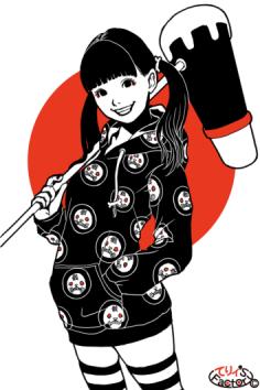 日本国娘1040(2016.10.29)