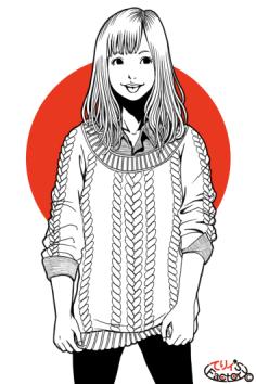 日本国娘1043(2016.11.01)