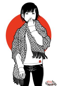 日本国娘1057(2016.11.15)