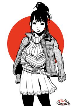 日本国娘1062(2016.11.20)