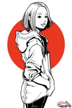 日本国娘1063(2016.11.21)