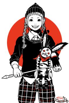 日本国娘1077(2016.12.05)