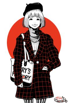 日本国娘1089(2016.12.17)