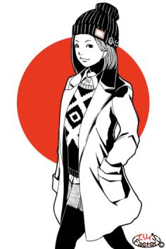 日本国娘1098(2016.12.26)