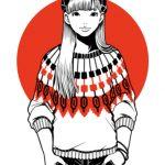 日本国娘1110