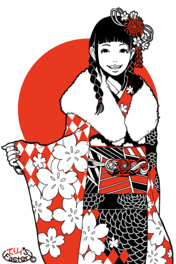 日本国娘1112(2017.01.09)