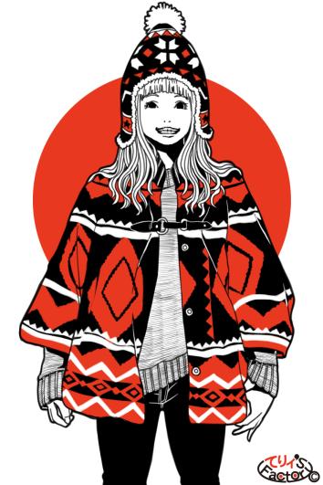 日本国娘1123(2017.01.20)