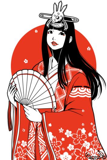日本国娘1165(2017.03.03)