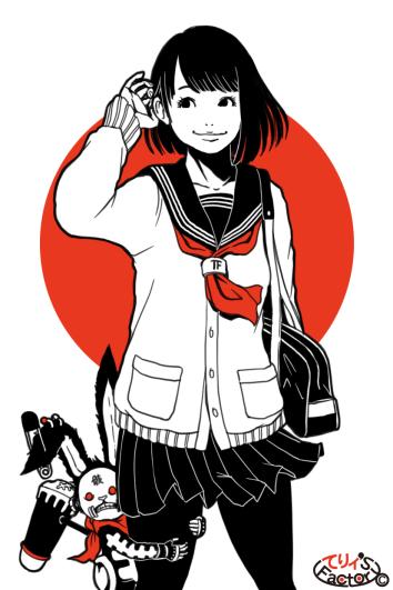 日本国娘1194(2017.04.01)