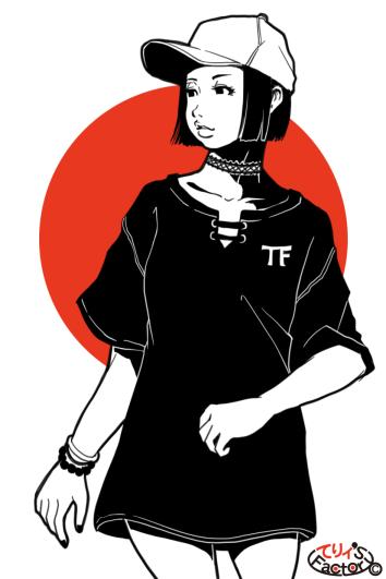 日本国娘1297(2017.07.13)