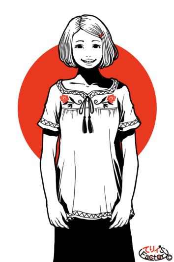 日本国娘1316(2017.08.01)