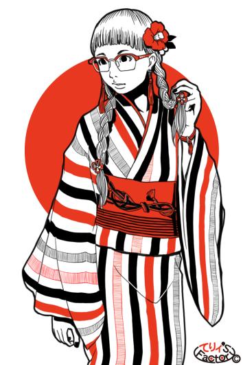 日本国娘1324(2017.08.09)