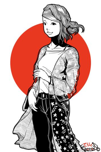 日本国娘1331(2017.08.16)