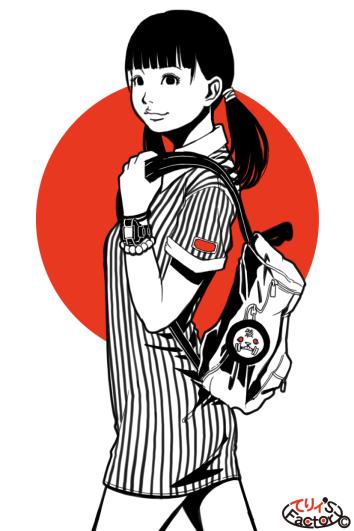 日本国娘1371(2017.09.25)