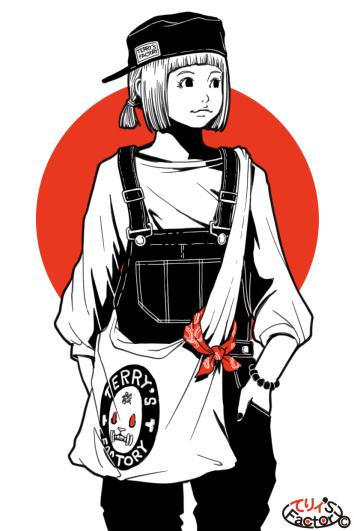 日本国娘1373(2017.09.27)