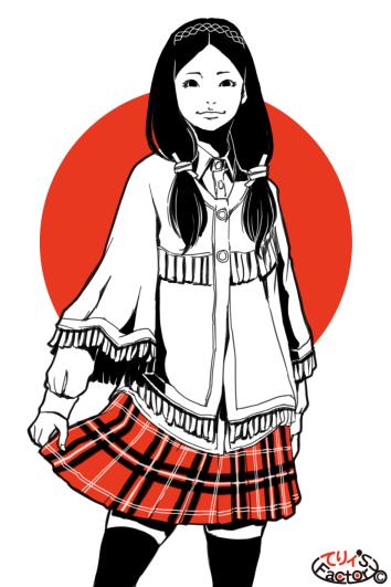 日本国娘1417(2017.11.10)