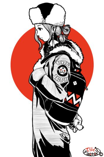 日本国娘1467(2017.12.30)