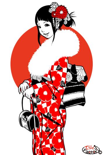 日本国娘1476(2018.01.08)