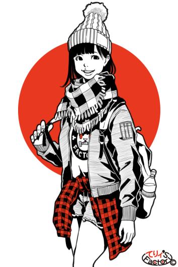 日本国娘1545(2018.03.18)