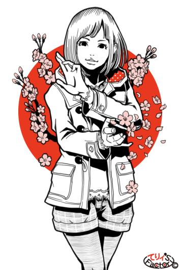 日本国娘1554(2018.03.27)