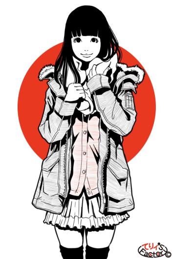 日本国娘1558(2018.03.31)