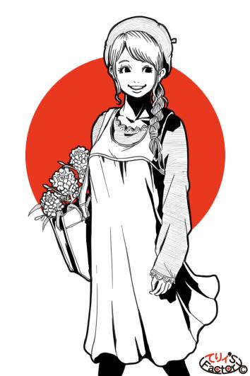 日本国娘1565(2018.04.07)