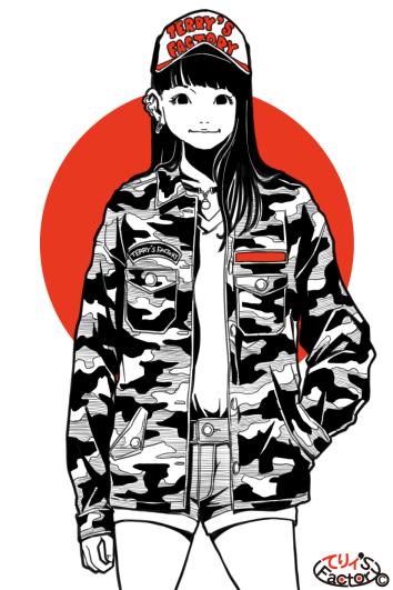 日本国娘1576(2018.04.18)
