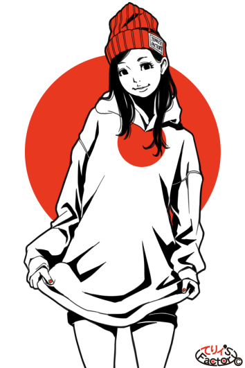 日本国娘1577(2018.04.19)