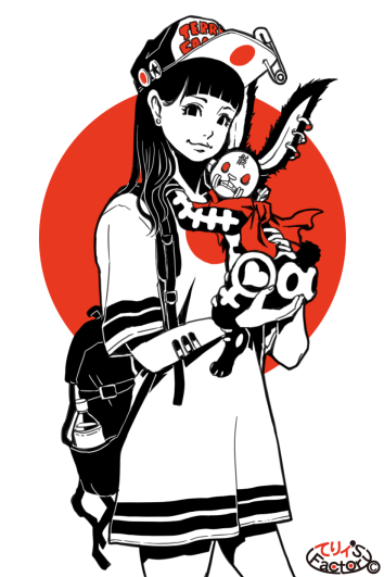 日本国娘1619(2018.05.31)