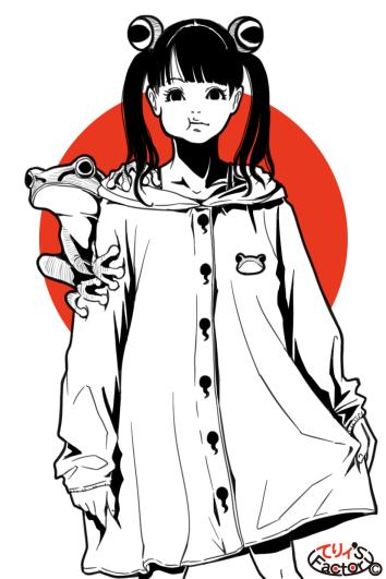 日本国娘1625(2018.06.06)