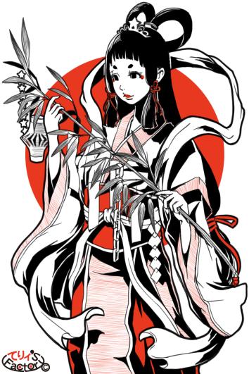 日本国娘1656(2018.07.07)