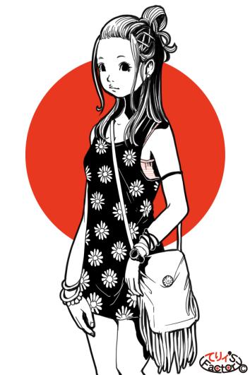 日本国娘1663(2018.07.14)