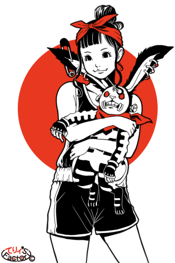 日本国娘1671(2018.07.22)