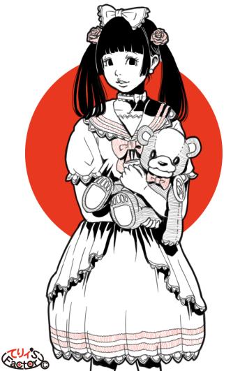 日本国娘1679(2018.07.30)