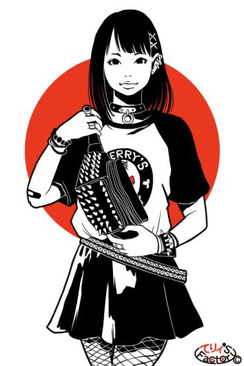日本国娘1689(2018.08.09)