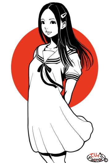 日本国娘1694(2018.08.14)