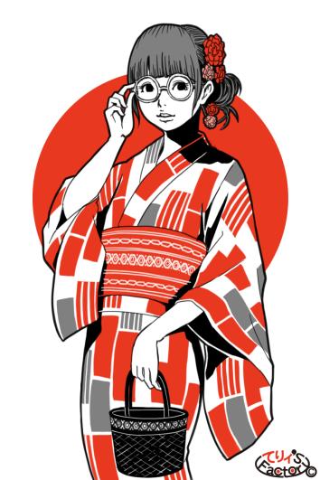 日本国娘1709(2018.08.29)