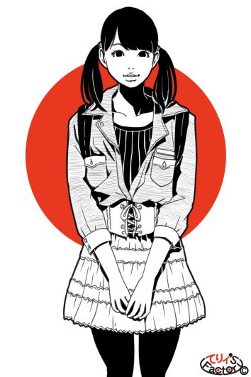 日本国娘1755(2018.10.14)