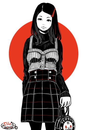 日本国娘1768(2018.10.27)