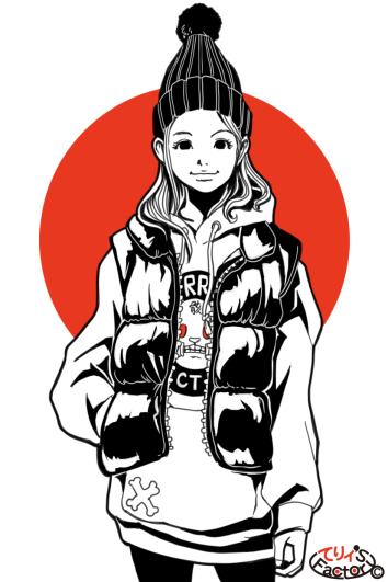日本国娘1775(2018.11.03)
