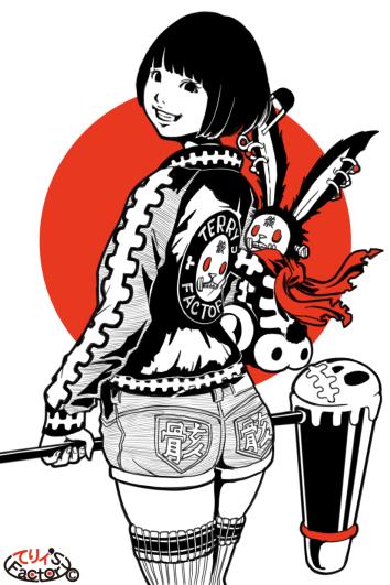 日本国娘1776(2018.11.04)