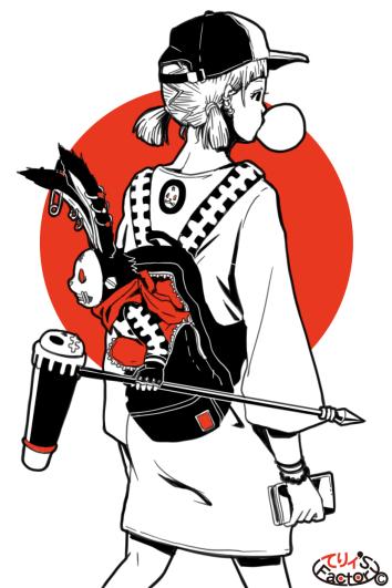 日本国娘1941(2019.04.18)