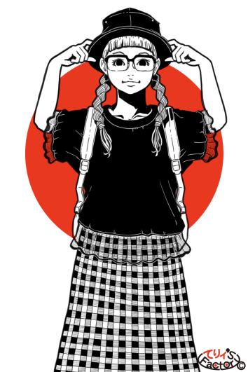 日本国娘1989(2019.06.05)
