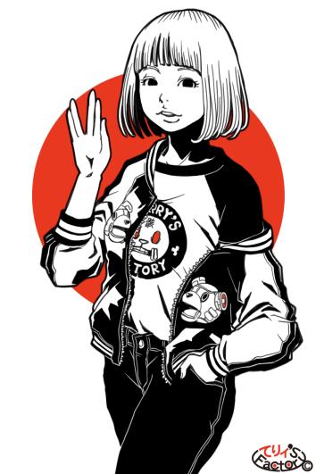 日本国娘1996(2019.06.12)