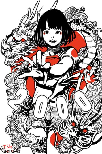 日本国娘2000(2019.06.16)