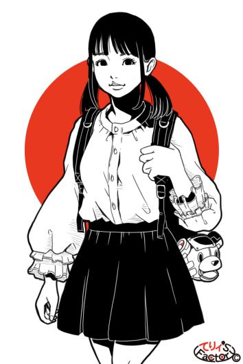 日本国娘2027(2019.07.13)