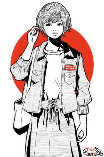 日本国娘2030(2019.07.16)