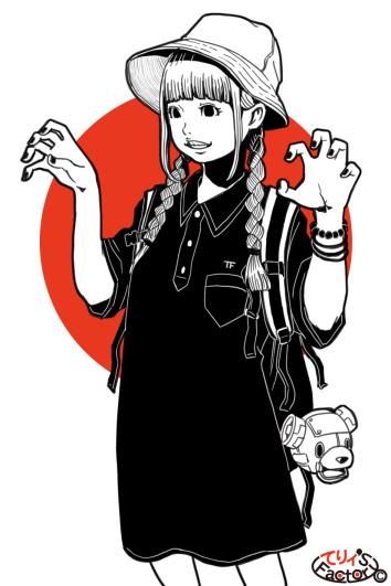 日本国娘2031(2019.07.17)